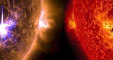 Llamarada solar afecta telecomunicaciones en el mundo