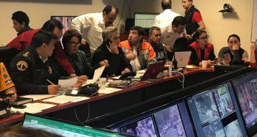 Reporta Mancera 94 víctimas del sismo en CDMX