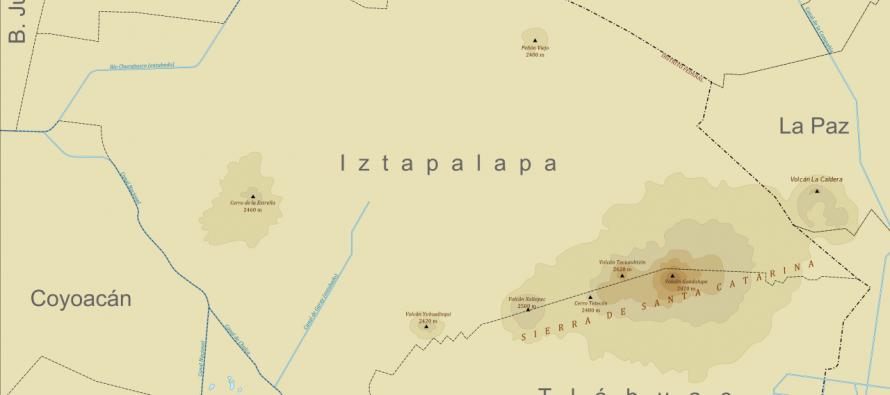 Clausuran 11 establecimientos mercantiles en Iztapalapa