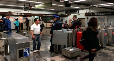Se reanuda el cobro en el Metro y Metrobús