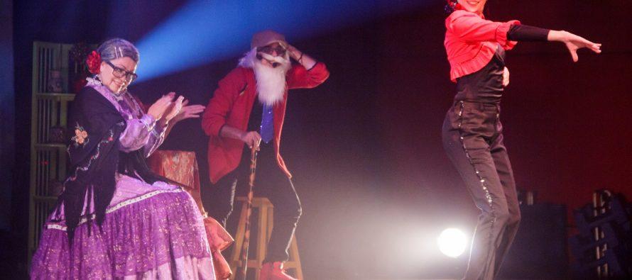 La compañía Caña y Candela Pura montará un espectáculo de flamenco para niños