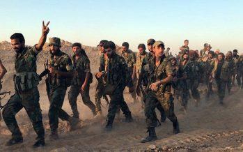 EEUU, detrás de los kurdos que van a Deir Ezzor