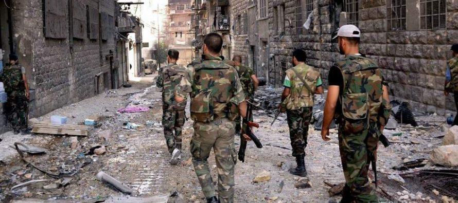 Se fusionarán 43 grupos armados para luchar contra Al Assad
