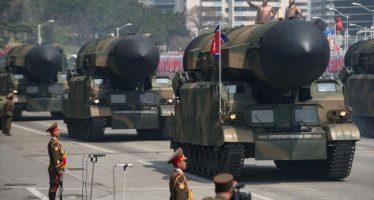 Norcorea desplaza, en secreto, un misil intercontinental