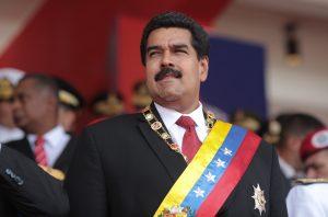 Nicolás Maduro, presidente de Venezuela. Foto: Wikimedia Commons