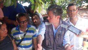 Aurelio Nuño, titular de la SEP, y Alejandro Murat, gobernador de Oaxaca. Foto: Gobierno de Oaxaca