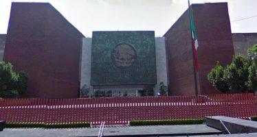 Recinto de San Lázaro listo para recibir Quinto Informe de Gobierno