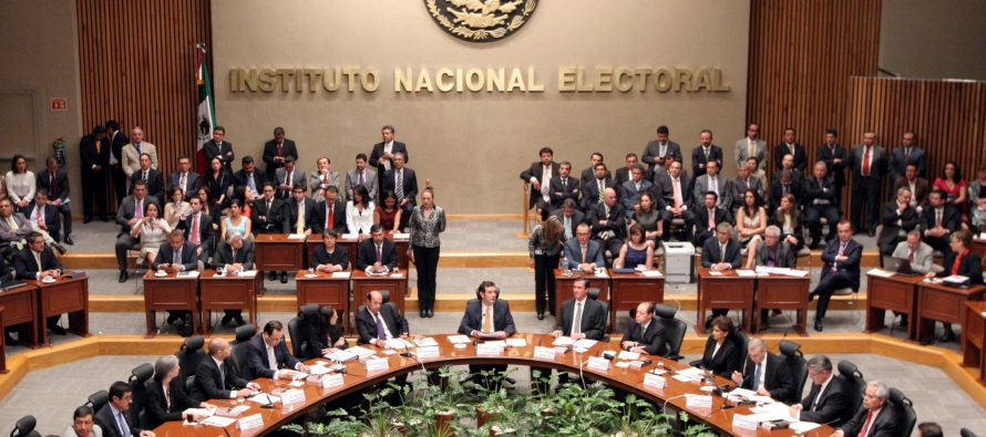 Norma el INE cobertura de actividades electorales