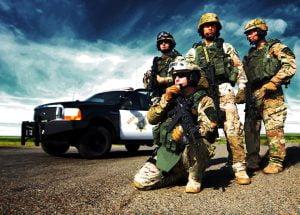 Policía de Caminos de California. Estados Unidos. Cortesía de Pixabay