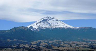 Actividad del Popocatépetl sin incremento significativo
