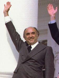 Presidente José López Portillo. Foto: Wikipedia