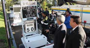 Pondrán 20 radares móviles para prevenir accidentes en vialidades