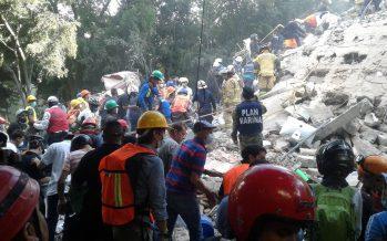 Reiniciarán rescates hasta verificar condiciones de seguridad Puente