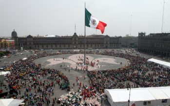 Scouts de México participan en labores de ayuda por sismo