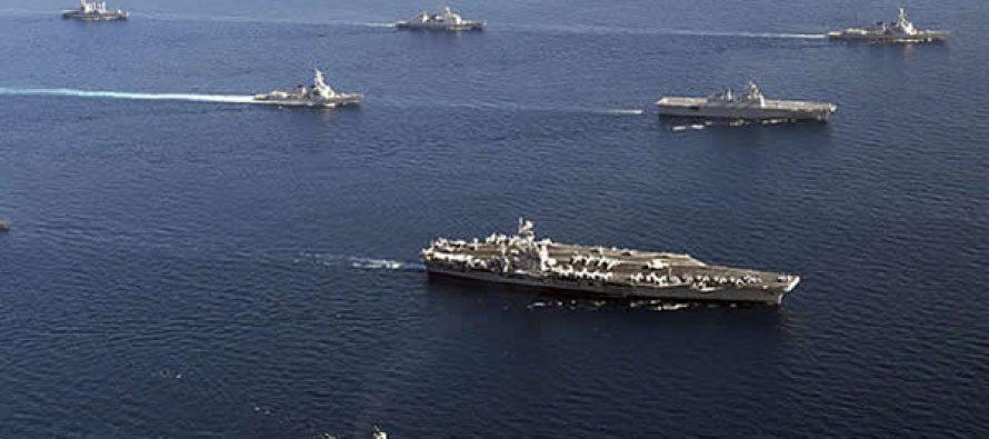 Urgen a Trump a que envíe a la Sexta Flota a Crimea