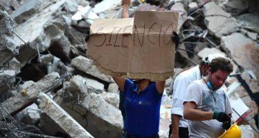 224 escuelas afectadas en la capital; colegio Rébsamen único que colapsó