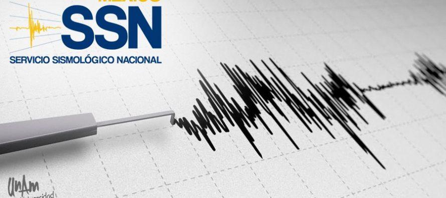 Sismológico rectifica magnitud de temblor a 8.2 grados