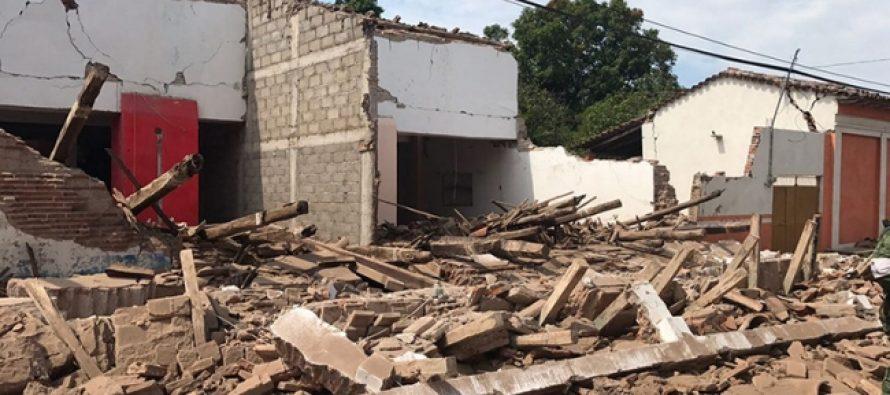 Fuerzas Armadas y federales apoyan a zonas afectadas