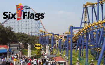 Una Nueva Montaña Rusa llega a Six Flags México: Wonder Woman Coaster