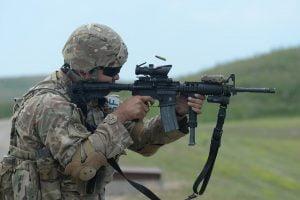 Soldado de los Estados Unidos. Cortesía de Pixabay