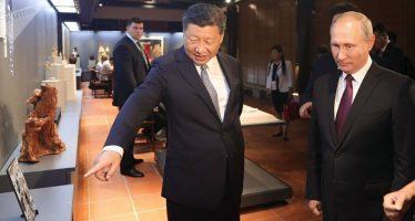 Putin y Xi coinciden en la desnuclearización de Corea del Norte