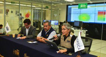 Ninguna relación entre los sismos del 7 y 19 de septiembre: SSN