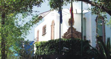 Fallece ciudadano español en embajada ibérica, por sismo