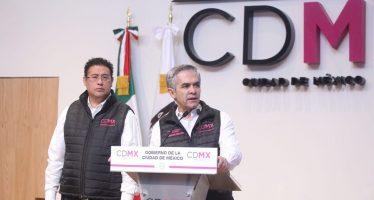 Trámites del Registro Civil, gratis por el sismo, anuncia Mancera
