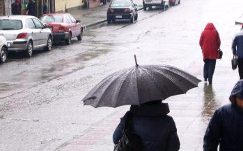 Frente frío ocasionará lluvias y bajas temperaturas