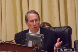 Bob Goodlatte, presidente del Comité Judicial de la Cámara de Representantes. Foto: VOA