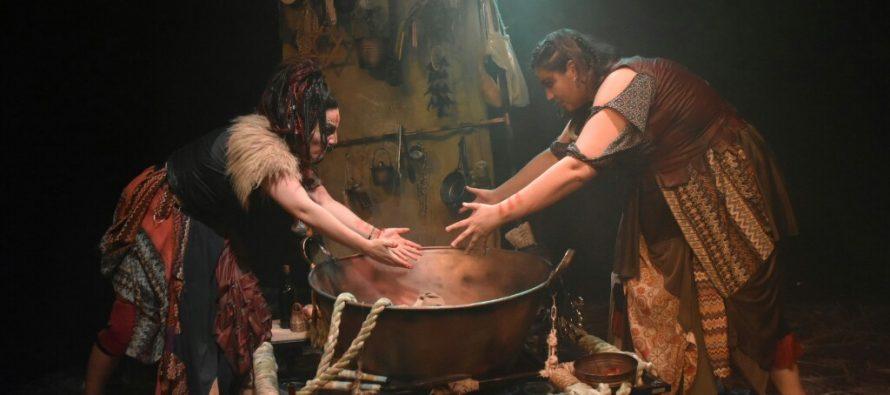 Bochinches y Conjuros Shakespirianosde Las Hijas de Safo