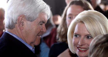 Callista Gingrich confirmada como embajadora ante el Vaticano