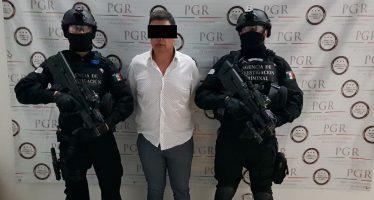"""Detiene PGR a Nazario """"N"""", de los más buscados por la DEA"""