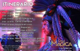 Celebrarán el Día de Muertos en Teotihuacán con un espectáculo Prehispánico de primer nivel