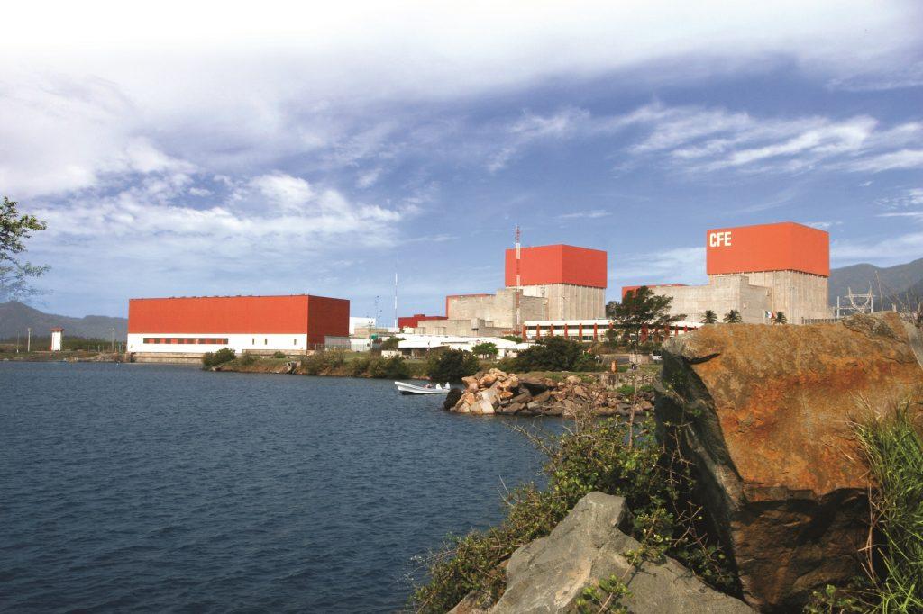 Central Nuclear de Laguna Verde. Foto: Wikimedia Commons