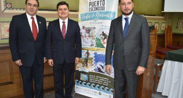Puerto Escondido listo para Fiestas de Noviembre de 2017