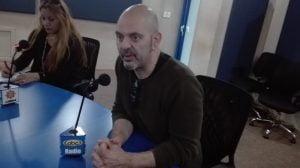 Daniel Estulin, en Voces del Përiodista Radio
