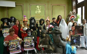 Espectáculos culturales para el Día de Muertos en Xochimilco