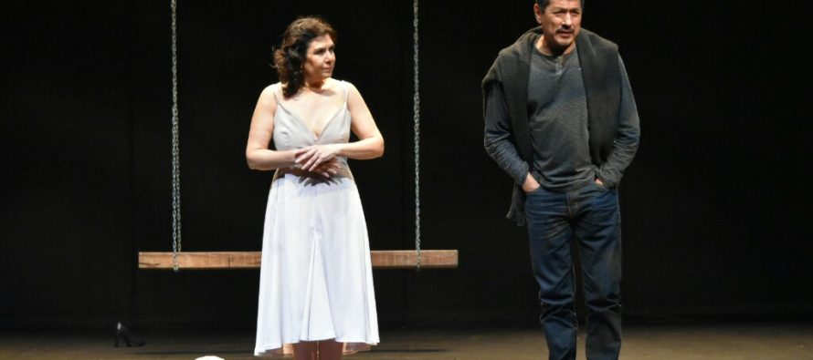 El Centro Cultural Helénico presenta:Delirio 3:45 am, obras de El Círculo Teatral, en apoyo de su reconstrucción