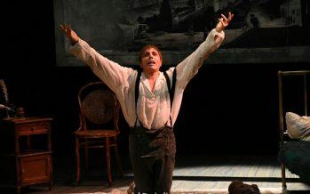 Mario Iván Martínez presentaDiario de un Locoen el Teatro Milán