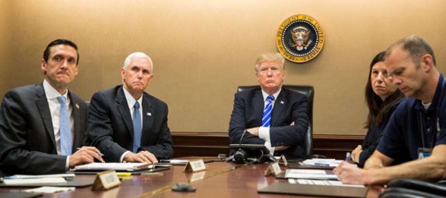 Trump llega a Puerto Rico y elogia trabajo de recuperación