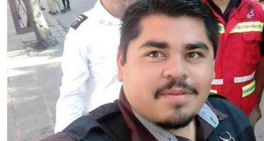 Localizan el cuerpo del periodista Edgar Daniel Esqueda Castro