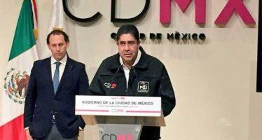 Detiene Procuraduría de la CDMX a propietario de edificio colapsado