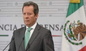 Eduardo Sánchez. Vocero Presidencial. Foto: Presidencia de México