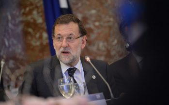 Plantea Rajoy cese de gobierno de Cataluña y nuevas elecciones