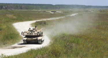 EU despliega silenciosamente división cerca de fronteras de Rusia