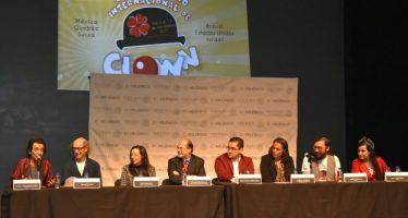 Suiza, Brasil, Canadá, Estados Unidos, Israel y México, reunidos en el5to Encuentro Internacional de Clownen el Teatro Helénico