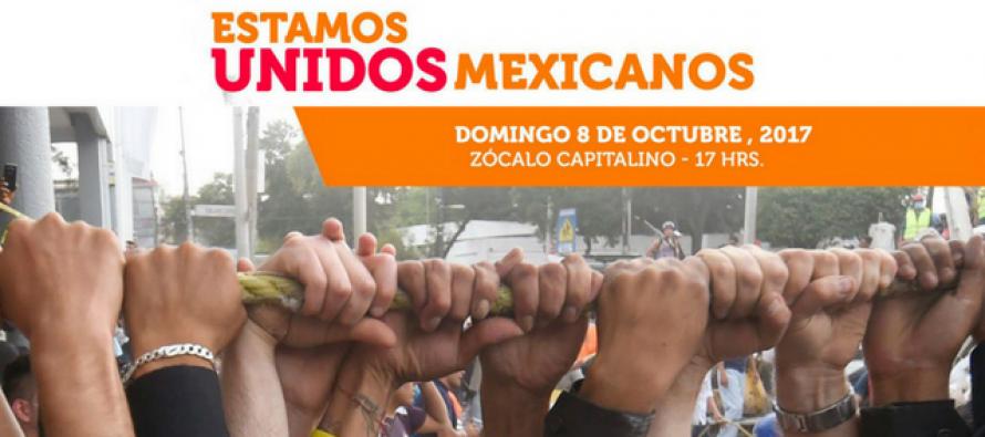 Inspiremos a México a seguir apoyando: ¡Juntos Siempre Nos Levantamos!