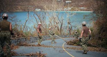 Puerto Rico aún sin energía, un mes después del huracán María