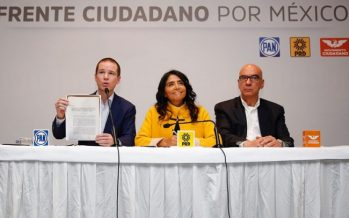 Rechaza el Frente entregar financiamiento público al Gobierno
